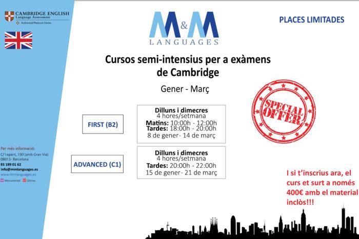 Cambridge exams jan-march 2018 web