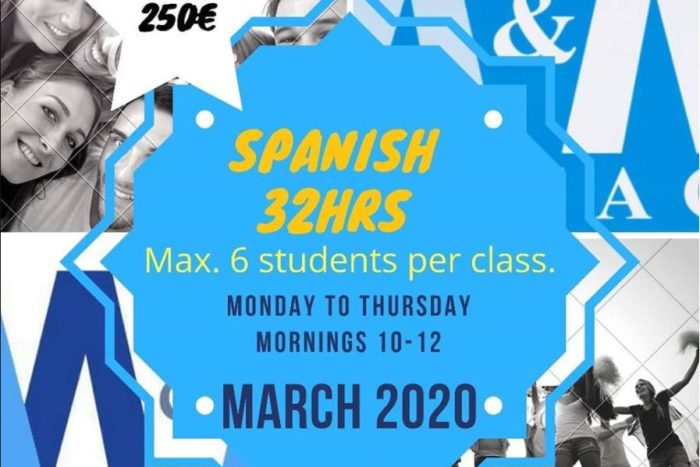march spanish course barcelona